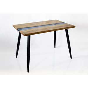 Стол обеденный Rivers 110х70х75 светлый
