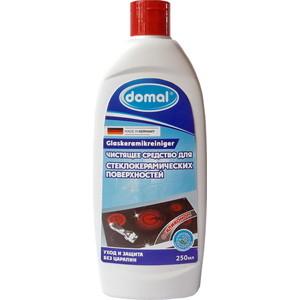 Чистящее средство Domal для стеклокерамических поверхностей, 250 мл