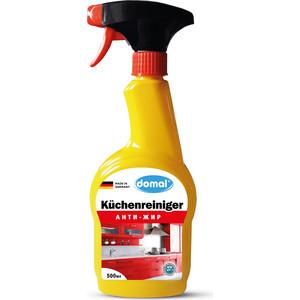 Чистящее средство Domal для кухонных поверхностей и предметов, с активным растворителем жира, 500 мл