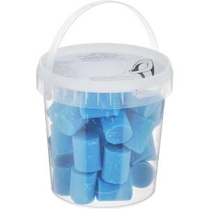 Чистящие таблетки Oro Цветочный аромат, камни для писсуаров дезодорирующие, очищения и удаления запахов, 1 кг