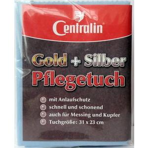 Салфетка Centralin для чистки серебра
