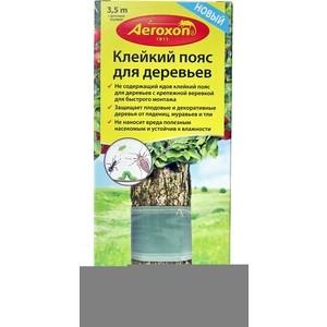 Клейкий пояс Aeroxon для садовых деревьев, от муравьёв, гусениц и др.вредных насекомых, 3,5мх14см