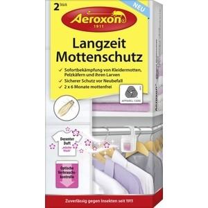 Отпугиватель Aeroxon для долговременной и надёжной защиты от моли, 2 секции