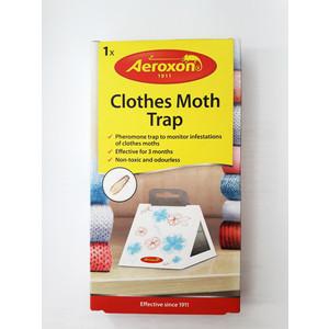 Ловушка Aeroxon для одёжной моли, липкая, наклеивания или подвешивания, 1 шт