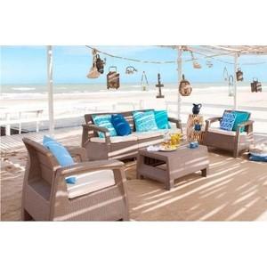 Комплект мебели Afina garden Yalta 3set AFM-1030B beige