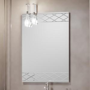 Зеркало Smile Порто 70 белый (Z0000013813)