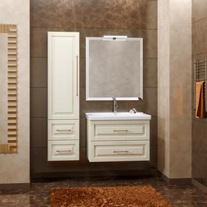 Мебель для ванной Smile Сити 65 слоновая кость