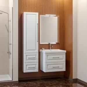 Мебель для ванной Smile Сити 65 белый