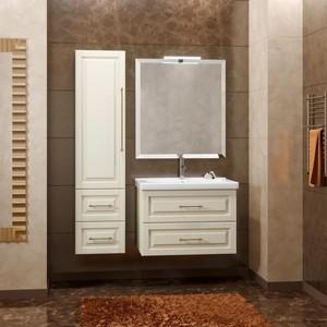 Мебель для ванной Smile Сити 80 слоновая кость