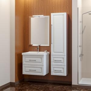Мебель для ванной Smile Сити 80 белый