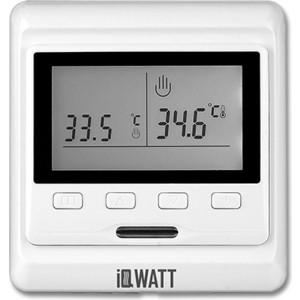 Терморегулятор программируемый IQWATT IQ THERMOSTAT P (белые)
