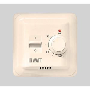 Терморегулятор IQWATT IQ THERMOSTAT M (слоновая кость) цена