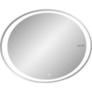 Зеркало Edelform универсальное 90x70 с подсветкой и сенсорным выключателем (ZLP84) зеркало opadiris оникс 80 с подсветкой с сенсорным выключателем