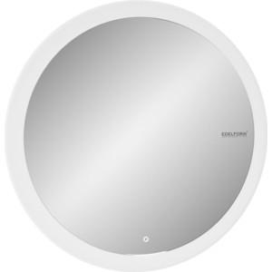 Зеркало Edelform 77x77 с подсветкой и сенсорным выключателем (ZLP39) зеркало opadiris оникс 80 с подсветкой с сенсорным выключателем