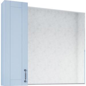 Зеркало-шкаф Sanflor Глория 85 серый, левый (C000005820)