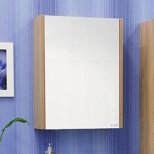 Зеркальный шкаф Sanflor Ларго 50 швейцарский вяз, правый (H0000000022)