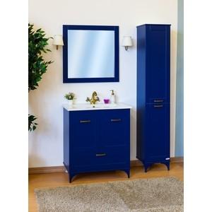 Мебель для ванной Sanflor Ванесса 75 индиго тумба с раковиной sanflor ванесса 75 с000005881 индиго