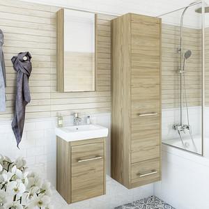 Мебель для ванной Sanflor Ларго 40 швейцарский вяз