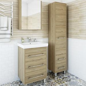 Мебель для ванной Sanflor Ларго 60 швейцарский вяз