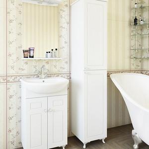 Мебель для ванной Sanflor Софи 50 белый