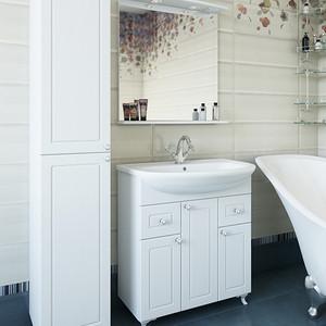 Мебель для ванной Sanflor Софи 75 белый