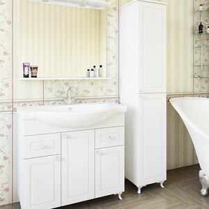 Мебель для ванной Sanflor Софи 85 белый