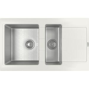 Кухонная мойка Florentina Комби 860К жасмин (21.410.D0860.201) цена и фото