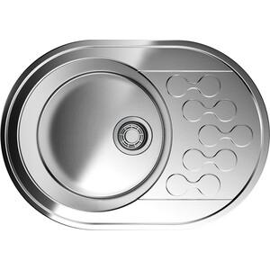 Кухонная мойка Omoikiri Kasumigaura 65-IN нержавеющая сталь (4993727)