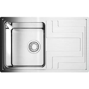 Кухонная мойка Omoikiri Mizu 78-IN нержавеющая сталь (4973730)