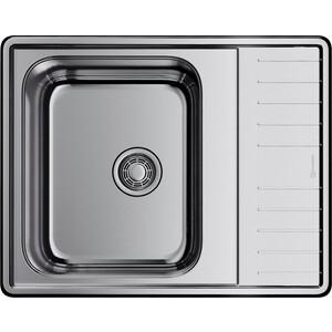 Кухонная мойка Omoikiri Sagami 63-IN нержавеющая сталь (4993732) кухонная мойка omoikiri sagami 79 2 in нержавеющая сталь 4993733