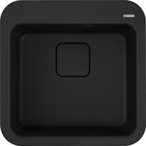 Кухонная мойка Omoikiri Tasogare 51-BL черный (4993742)