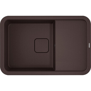 Кухонная мойка Omoikiri Tasogare 78-DC темный шоколад (4993749)