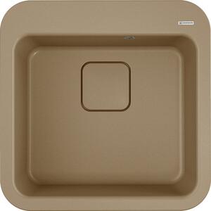 Кухонная мойка Omoikiri Tasogare-51-CA карамель (4993739)