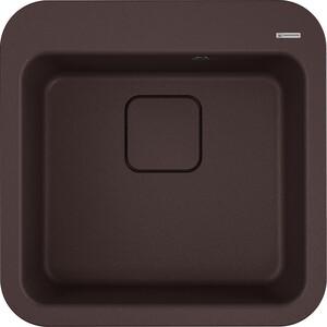 Кухонная мойка Omoikiri Tasogare-51-DC темный шоколад (4993741) цена