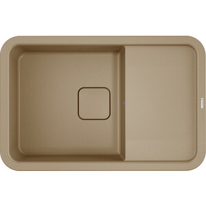 Кухонная мойка Omoikiri Tasogare-78-CA карамель (4993747)