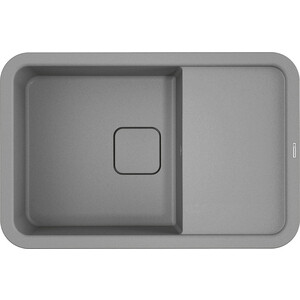 Кухонная мойка Omoikiri Tasogare-78-GR leningrad grey (4993748)