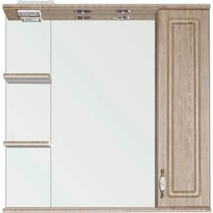 Зеркальный шкаф Style line Олеандр-2 800/С Карпатская ель (2000949232652)