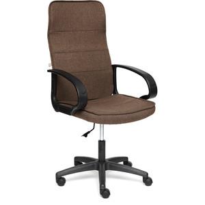 Кресло TetChair WOKER ткань коричневый 3М7-147
