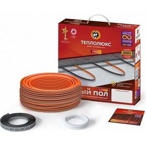 лучшая цена Нагревательный кабель Теплолюкс ProfiRoll 2025 Вт. - 116,5 м