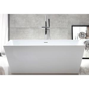 Акриловая ванна Abber 160x80 отдельностоящая (AB9224)