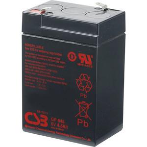 АКБ Globber АКБ 6v 4.5ah CSB цена и фото