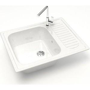 Кухонная мойка Marrbaxx Арлин 65 белый лед (Z015Q001)