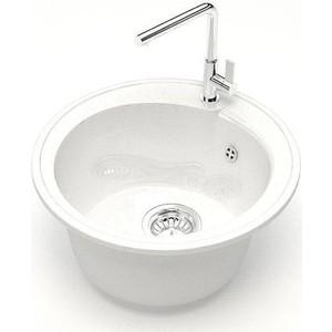 Кухонная мойка Marrbaxx Венди 45 белый лед (Z004Q001)