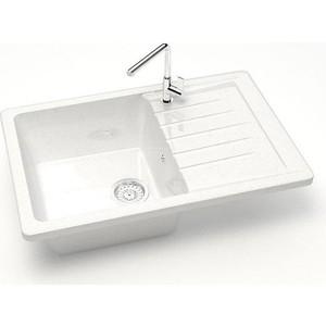 Кухонная мойка Marrbaxx Энди 75 белый лед (Z016Q001)