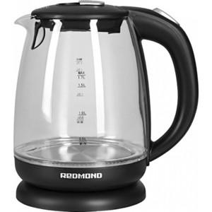 Чайник электрический Redmond RK-G181, чёрный