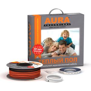 Нагревательный кабель Aura Heating КТА 37-650 нагревательный кабель aura heating кта 23 400