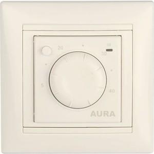 Терморегулятор Aura LTC 030 кремовый (LEGRAND)