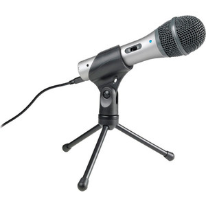 Фото - Микрофон Audio-Technica ATR2100-USB микрофон audio technica mb1k
