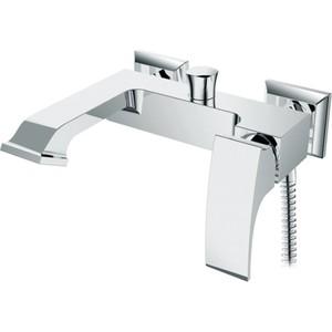 Смеситель для ванны Raiber Lagos с душем, хром (R1303)