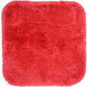 Коврик для ванной Wasserkraft Wern Red, полиамид и волокно Antron, 55х57 см, BM-2564